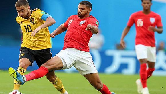 Bélgica gana 2 a 0 a Inglaterra y se queda con el tercer lugar del Mundial (FOTOS)