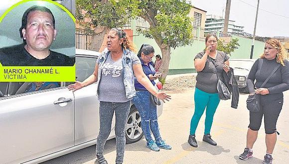 ¡Sin piedad!: matan a taxista de 10 disparos delante de su hijo