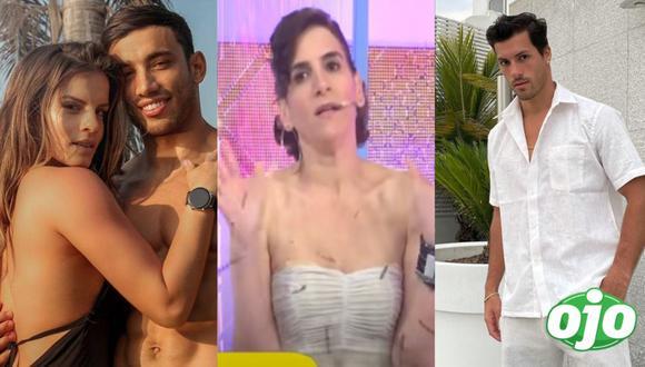 Fotos y video: Willax TV | Instagram Alejandra Baigorria | Instagram Patricio Parodi