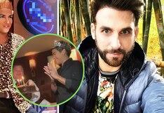 "Zorro Zupe responde a Rodrigo González por foto donde le tocan ""totó"" en fiesta de cumpleaños | VIDEO"