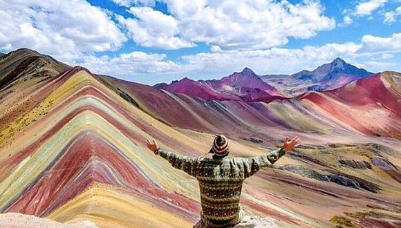 La nueva montaña 7 colores en Cusco que causa furor en turistas (FOTOS)
