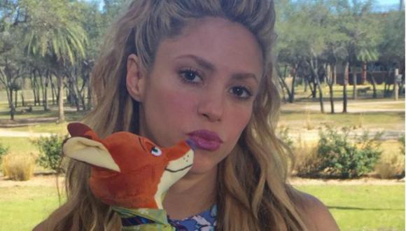 Shakira prohibe que Sacha vea televisión hasta los dos años