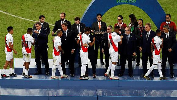 Cerca de la gloria: Selección Peruana regresa Subcampeón de la Copa América│ VIDEOS