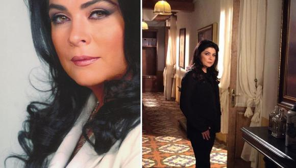 La actriz anunció que se retirará temporalmente de la actuación. (Foto: Televisa)
