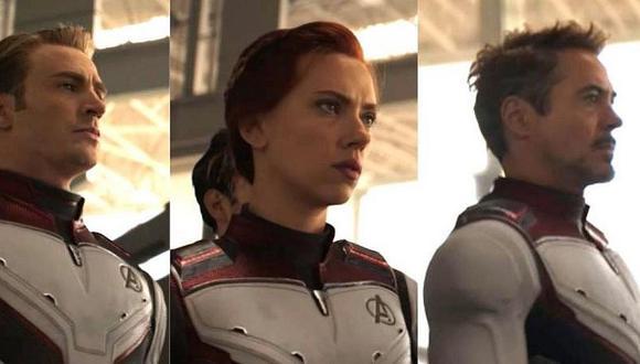 Imágenes utilizados para tráiler de Avengers: Endgame no son de la película, según hermanos Russo