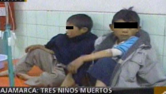 Niños de Cajamarca fueron envenenados con insecticida