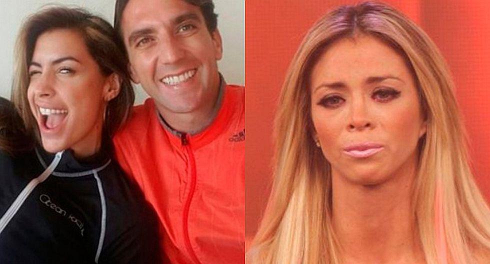 Antonio Pavón admite que sí engañó a Sheyla Rojas con Milett Figueroa