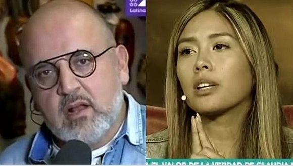 Beto Ortiz revela lo que piensa sobre 'El valor de la verdad' de Claudia Meza (VÍDEO)