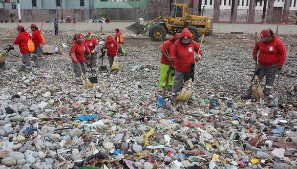 Callao pide ayuda urgente al gobierno para limpiar Carpayo