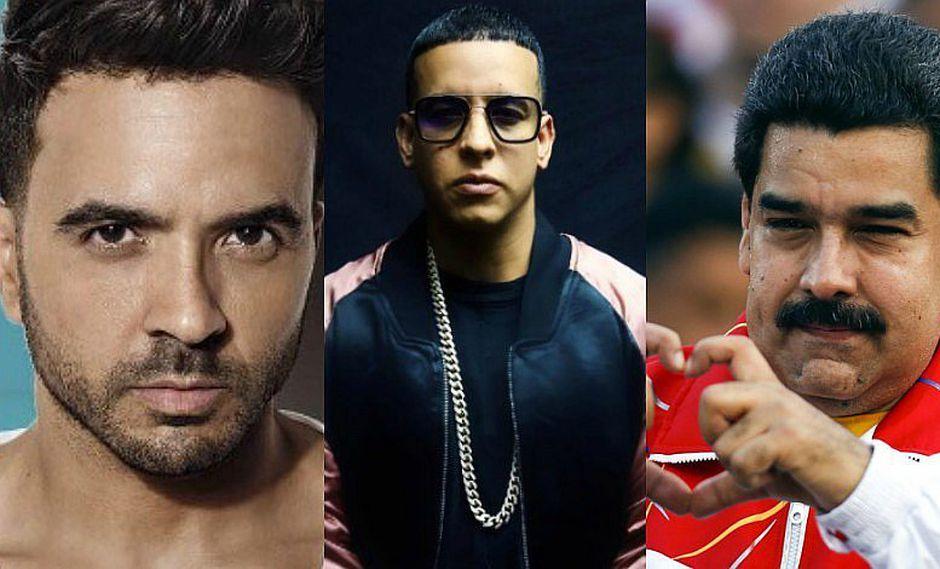Luis Fonsi y Daddy Yankee critican a Nicolás Maduro por apropiarse de canción