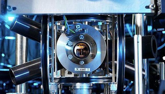 Relojes atómicos miden tiempo y también pueden calcular distancias