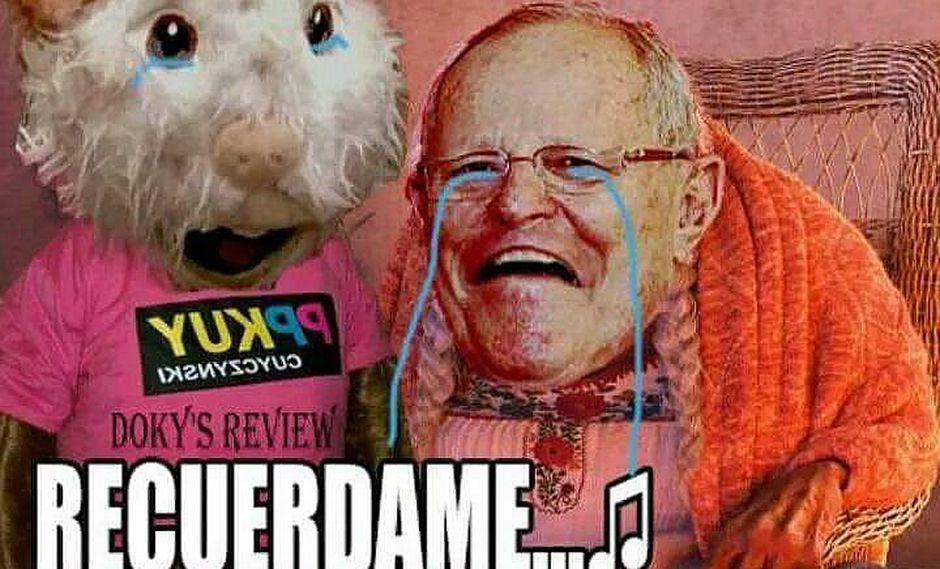 Los más divertidos memes tras la renuncia de PPK a la presidencia del Perú