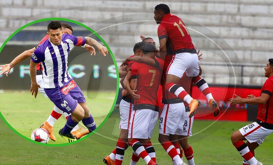Alianza Lima pierde 1-0 con Melgar y se complica en el torneo Clausura