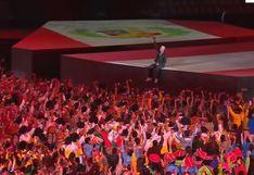 Gian Marco emocionó al público peruano en la ceremonia de clausura de los Panamericanos