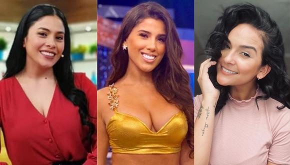 Maricarmen Marín lamentó comparaciones entre Yahaira Plasencia y Daniela Darcourt. (Foto: Composición/Facebook)