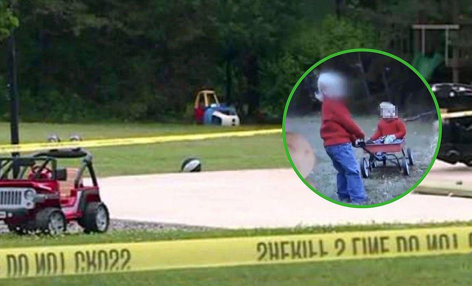 Niño de cuatro años mata accidentalmente de un disparo a su hermanito de dos