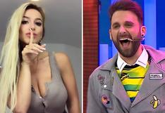 "Rodrigo González deja en ""shock"" con foto de Jamila Dahabreh antes de ser famosa"