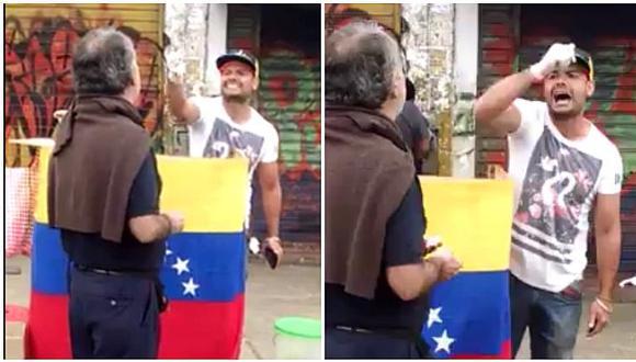 Facebook: venezolano se indigna por apoyo de peruano al gobierno de Maduro (VIDEO)