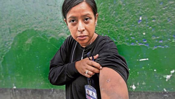Mujer denuncia siete veces a su agresor y la acuchillan