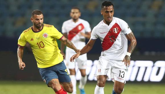 Perú vs Colombia: se enfrentan por la Copa América 2021 | Foto: @SeleccionPeru