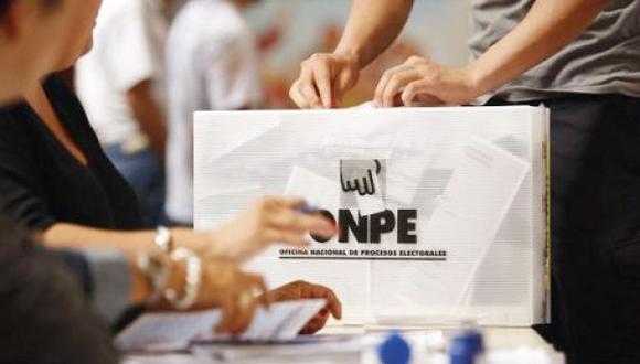 La ONPE estableció la fecha límite de entrega de información financiera de los partidos políticos. (Foto: ONPE)