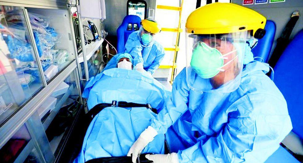 Junín: Cifra de casos positivos COVID-19 se eleva a 1,375; mientras que 42 personas han perdido la vida.