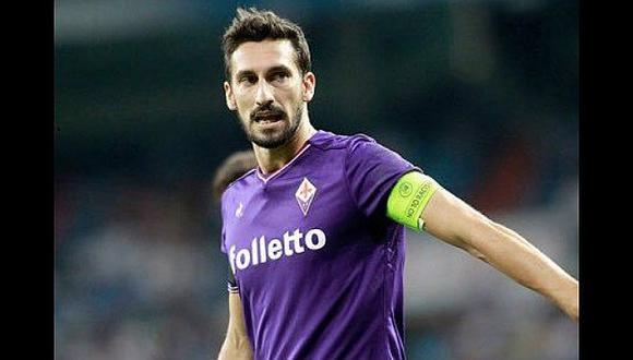 Conmoción por muerte de Davide Astori, capitán de la Fiorentina
