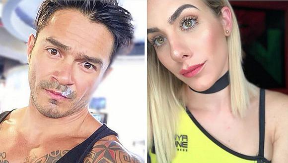 André Castañeda entregaría audios y videos luego que Poly Ávila fuera drogada