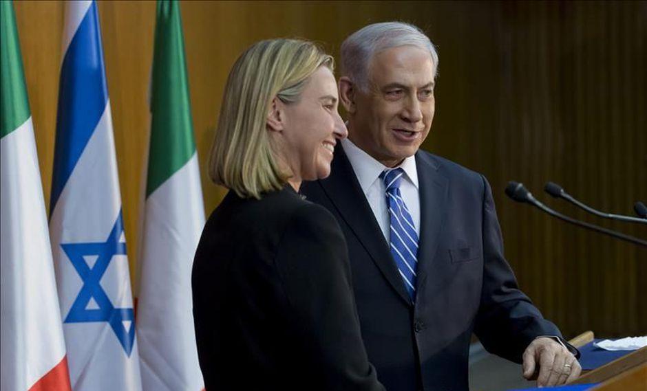 Unión Europea cede a presiones de Israel, denuncia dirigente palestina