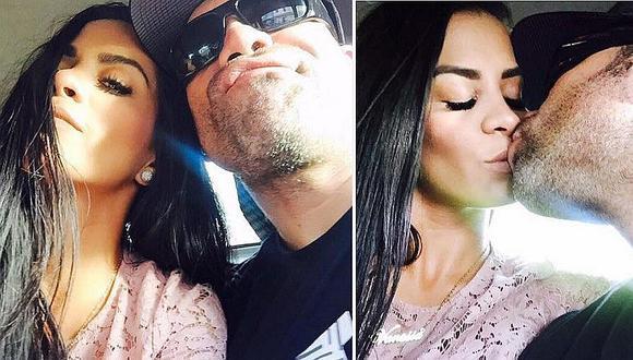 Carlos 'Tomate' Barraza publica en Instagram romántica foto junto a Vanessa López
