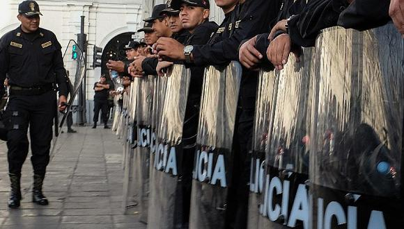 APEC: Más de 11 mil policías darán seguridad a líderes mundiales