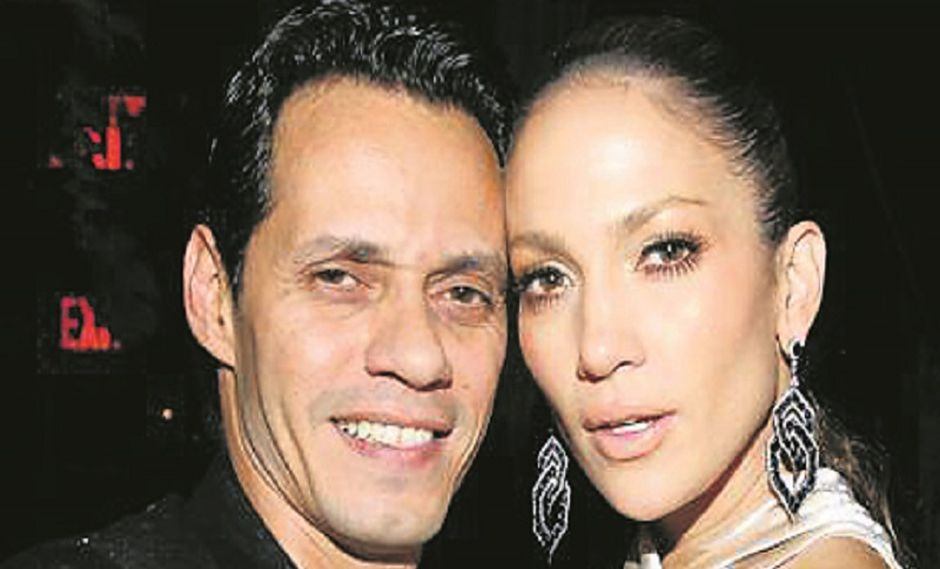 Jennifer López le fue infiel a Casper Smart con Marc Anthony ?