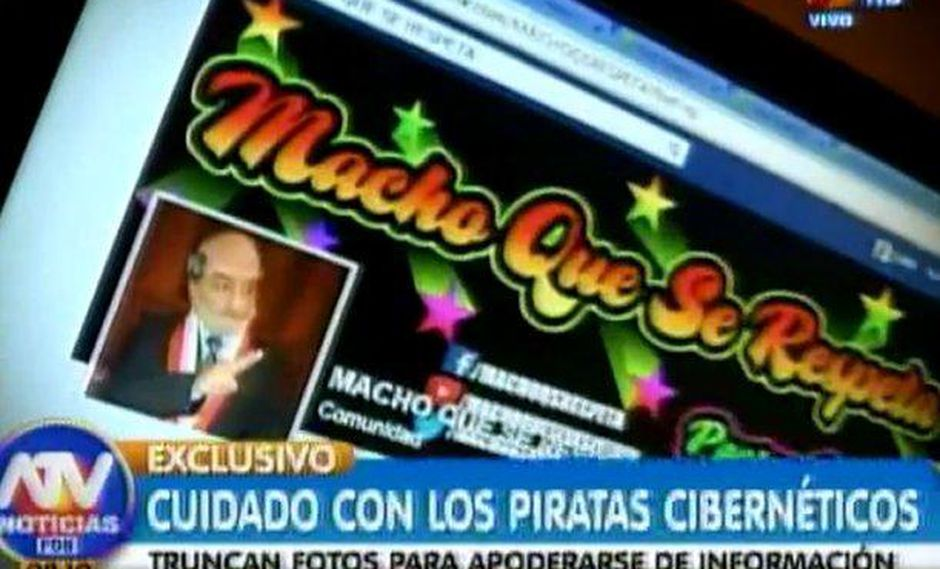 "Facebook: Periodista denuncia a ""Macho Que se Respeta"" por usar su foto"