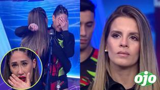 "Alejandra Baigorria revela que ella impulsó a Tepha a abrazar a Melissa Loza: ""le dije que no tenga miedo"""