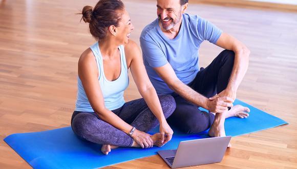 """""""Realizar actividad física, solo algunos minutos al día y sin la necesidad de contar con equipo especial, beneficia mucho a la salud"""", señala la médico, Suzanne Cortez. (Difusión)"""
