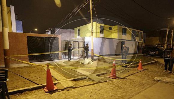 Callao: hombre muere de tres impactos de bala cuando esperaba a su amigo (VIDEO)