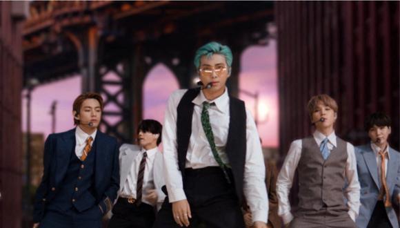 BTS anuncia su show virtual Permission To Dance On Stage. Conoce la fecha y hora de su presentación (Foto: AFP).