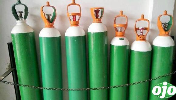 La Libertad: aumenta demanda para la recarga de oxígeno medicinal en Trujillo (Foto: Archivo)