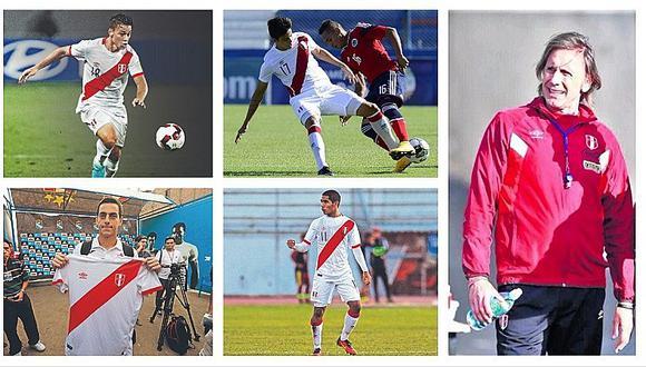 Rusia 2018: Ricardo Gareca sorprende al convocar a selección peruana a Cristian Benavente y Beto Da Silva