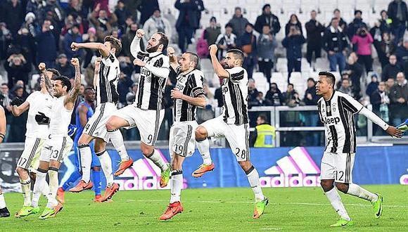 Serie A: Juventus vence 2-0 al Empoli y se aleja de Roma y Nápoles