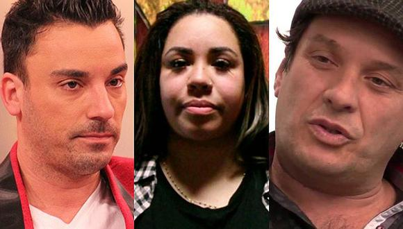 Lucho Cáceres defiende a Mirella Paz tras crítica de Santi Lesmes