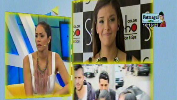 Shirley Arica llora y confirma separación de Rodney Pío