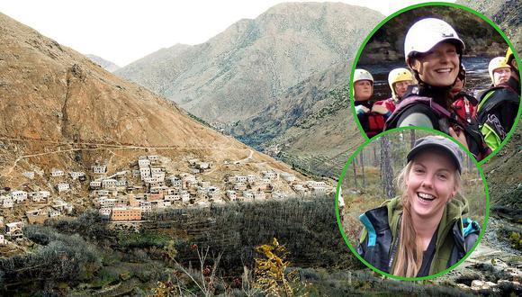 Arrestan a 3 sospechosos de cruel asesinato a dos turistas en Marruecos (FOTOS)