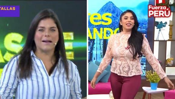 Giovanna Valcárcel, Thaís Casalino y Maricarmen Marín atraviesan por su peor momento