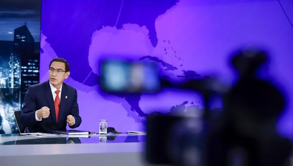 Martín Vizcarra anuncia nuevas medidas en el día 234 del estado de emergencia por Covid-19