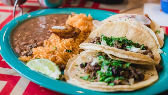 Los tacos son famosos a nivel mundial por su sabor y su facilidad en la preparación. (Foto referencial - Pexels)