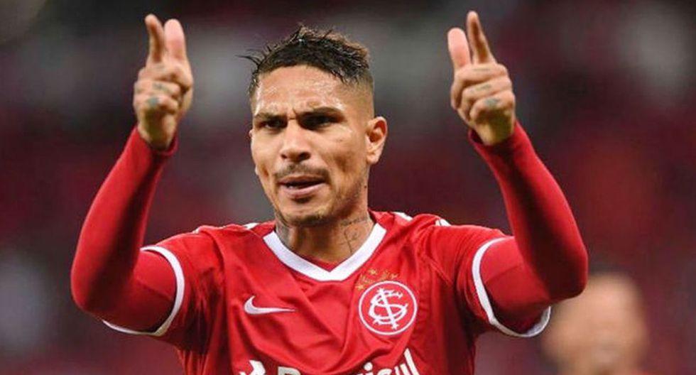Paolo Guerrero fue pretendido por Boca Juniors esta temporada, pero el ariete peruano dejó clara su postura de permanecer en Brasil. (Foto: Agencias)