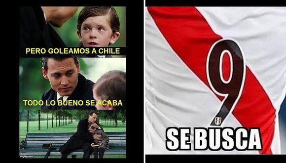 Los crueles y polémicos memes tras la derrota de Perú ante Colombia│FOTOS