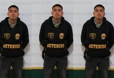 Callao: cae presunto delincuente juvenil sindicado de pertenecer a una banda de extorsionadores y sicarios