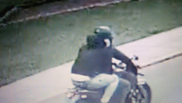 Cámaras de seguridad ayudaron en la identificación de la banda. (PNP)